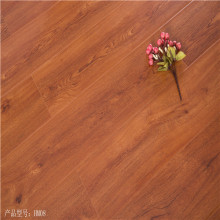 Piso laminado impermeable brillante de 11 mm