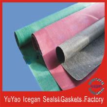 Auto Parts Hoja de goma de asbesto resistente al aceite de alta presión Xjb450