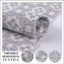 Made in China Designer novo fio tingido tecido jacquard têxtil