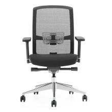 chaise de bureau ergonomique de haute qualité / chaise de gestionnaire de maille / chaise de bureau de maille