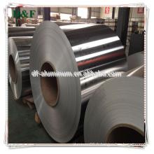 Feuillet en aluminium mûr en aluminium pour emballage Avec prix d'usine