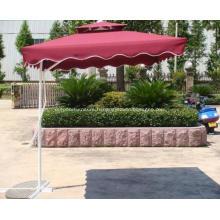 Parapluie metal moderne en plein air de haute qualité