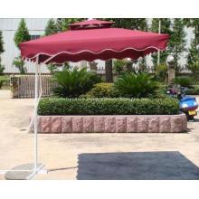 Guarda-chuva de metal moderno ao ar livre de alta qualidade