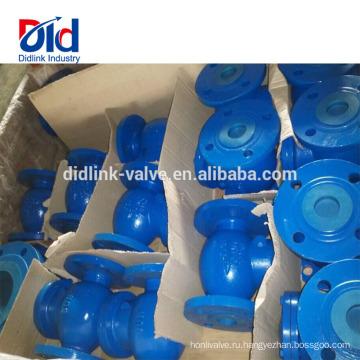 Китай Пружинный пружинный пвх дюймовый природный газ 800 сортов чугуна DIN чугун 6 Размер поворотного обратного клапана