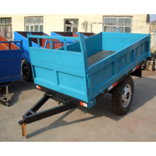 Durable Hydraulic Dump Trailer For Tractor