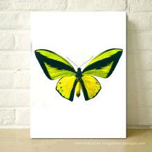 Arte de calidad superior de las pinturas del coche y de la mariposa
