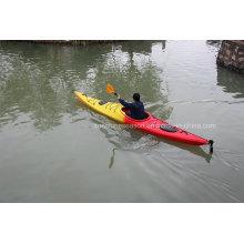 Cool Model One Seat PVC Kayak Ks-19 para pesca e lazer