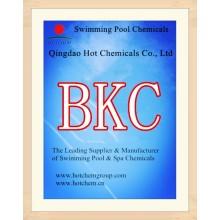 Cloruro de Benzalkonium al 80% para productos químicos para el tratamiento del agua (BKC) CAS No. 8001-54-5 / 63449-41-2