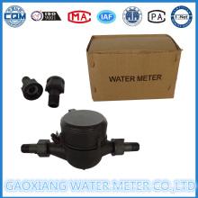 Plastic Nylon Dry Type Water Flow Meters