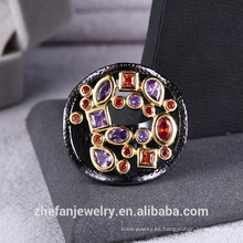 2018 Vogue jewelry party rings venta caliente y precio competitivo