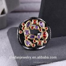 2018 jóias Vogue party rings venda quente e preço competitivo