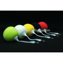 sponge ball mini mobile speaker, speakers for mobile phone