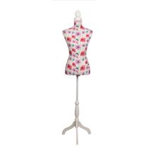 Jewellery Mannequin  Clothes Mannequin. Retro Mannequin