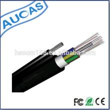 Cable óptico de la fibra de GYTA / cable óptico al aire libre interior acorazado / cable óptico del tubo flojo