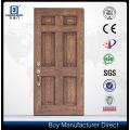 Новый дизайн кожи стекловолокна двери
