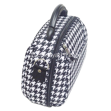Tas Kosmetik Houndstooth Travel