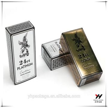 Custom Logo Printed Luxury make perfume box