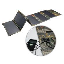 Maior porta USB Portador solar impermeável de 36W