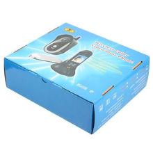 Digital Intercom 2.4ghz Wireless Video Doorbell Abs Black With Recording