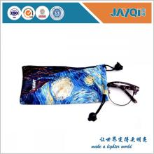 Fashion Drawstring Eyeglass Bag for Packing