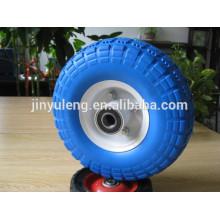 10x350-4 запуск PU колеса для надувных лодок/ колеса traliler