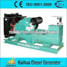 100KW abren el grupo electrógeno diesel del tipo CUMMINS
