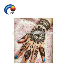 Yincai Henna Stencils Mehndi Style with Competitive Price for Bride Wedding Elegant Design