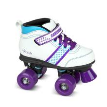 Soft Boot Quad Roller Skate for Kids (QS-35-1)