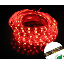 IP64 Waterproof 3528 SMD Red LED Strip Light 60LEDs/M (3528-IP64)