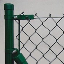 Panneaux de clôture de construction temporaire Clôture à mailles de chaîne