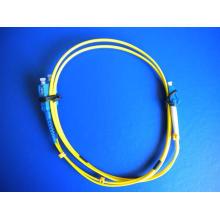 Patch de fibre optique -LC / Sc Duplex 2.0mm