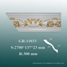 Ökonomische dekorative PU-Schaumstoff-Wandverkleidung