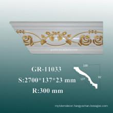 Economical Decorative PU Foam Panel Wall Molding