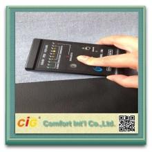 1,4 mm PVC antistatique en cuir pour tapis