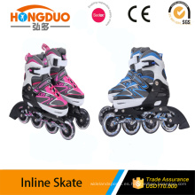 profesional de patines de ruedas / zapatos de patines de ruedas precio