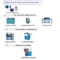 Silicon Rubber Mobile Phone Case Making Machine