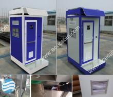 Ace-D Solar Drive Portable Toilet