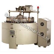 Máquina automatizada del cordón trenzado