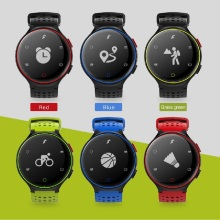 Blood Pressure Waterproof Smart Watch