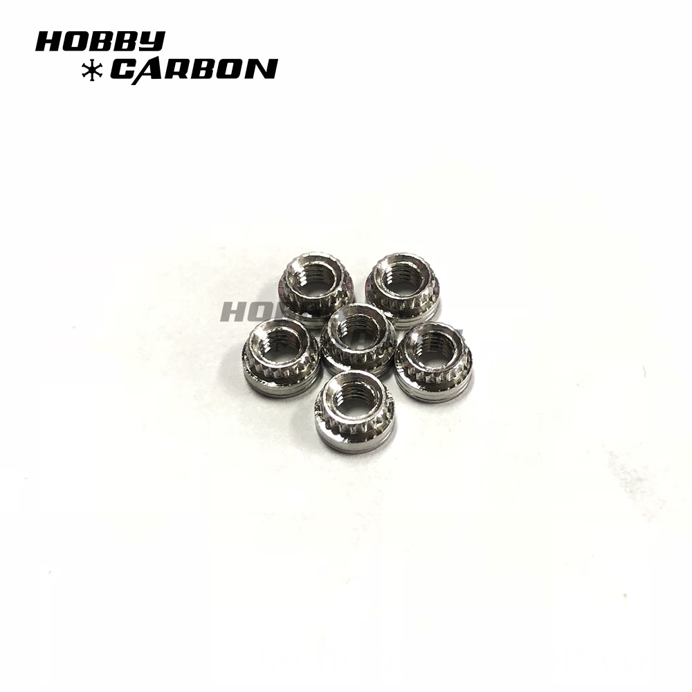 Stainless Steel inverted threaded nuts
