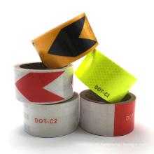 Reflektierende Tape Sheet, hohe Intensität Grade selbstklebende Reflektierende Vinyl