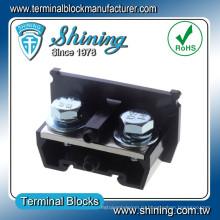 ТП-200 Тип сборки 200А DIN-рейку 100 пар Разъем терминального блока