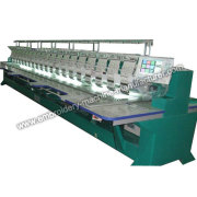 Auto rietenknipper Embroidery Machine