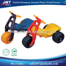 Children motorbicycle mould, plastic bicycle toy mould. baby toy injection mould,