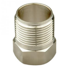 High Quality Stainless Steel Union Hex Tube Nipple