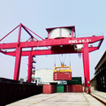 Mobile Quayside Container Lifting Cranes 20 ton for Port
