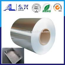 Folha de recipiente de alimentos de alumínio