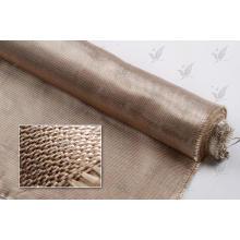 Proteção da soldadura do rolo do cobertor da fibra de vidro