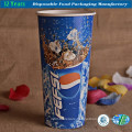12/14/16oz Single Wall Disposable Juice Paper Cups