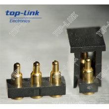 Gold Plated Pogo Pin Conncetor for Signal Transmission